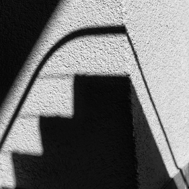 Cień; Shadow; ściana; wall; róg; corner