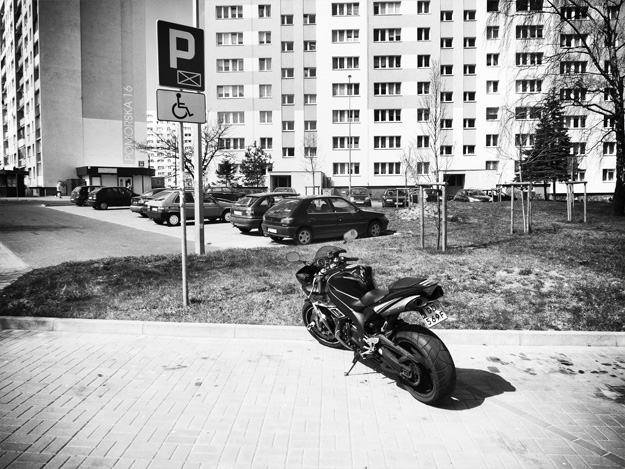 motor; bike; parking