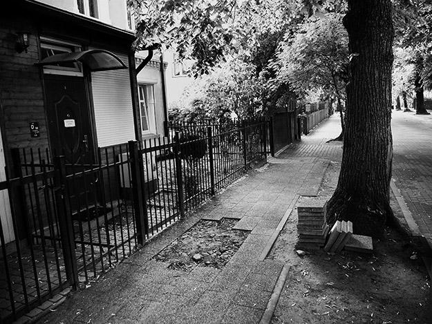 street; sopot