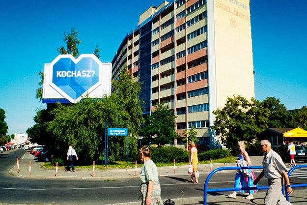 Gdańsk; Przymorze; Kochasz?; Love; heart