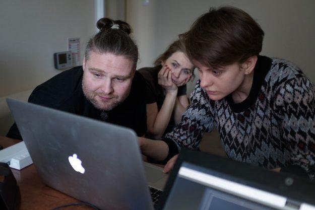 Ivo Ledwożyw; Angelika Rychert; Doorta Kozakiewicz-Lejderman