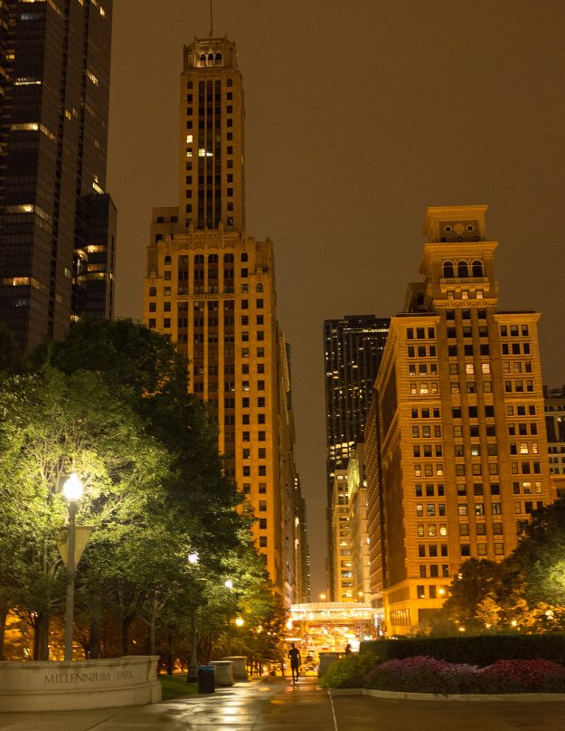 Chicago; Illinois