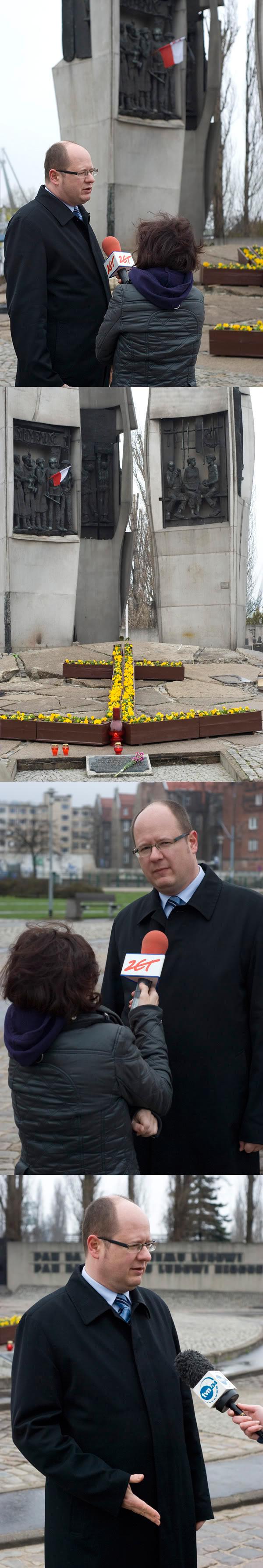 Tragedia, Tragedy, Katastrofa lotnicza, Airplane crush, Gdańsk, Prezydent, President