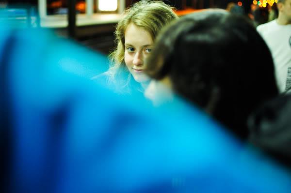 Natalia Bonarska; Adrianna Filipska; Oliwa pkp; noc; night; podróż; journey
