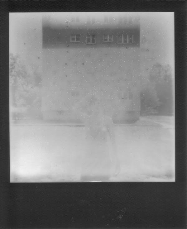 Ania Szarecka; Polaroid