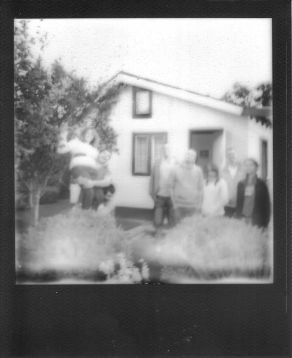 Działka; Polaroid; Anna Pochmara; Tomasz Sobczyk; Ewa Jankowska; Michał Andrzejewski; Maciej Jędrzejewski; Natalia Bonarska; Marcin Małek
