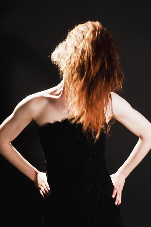 Ewa Sarwińska, Sarwinska, Włosy, hair, portret, portrait, studio