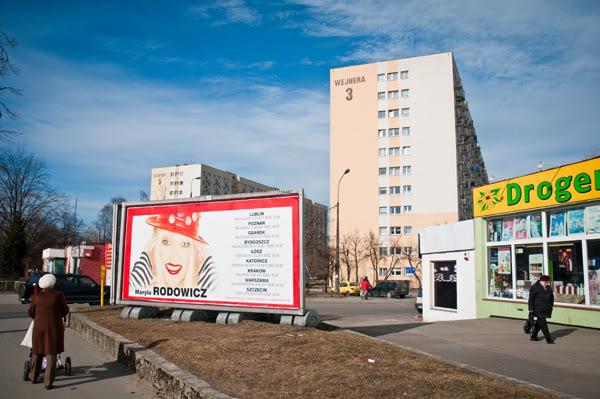 ulica, street, ludzie, people, Maryla rodowicz, bloki, blocks of flat, Polska, Poland, Gdańsk Żabianka