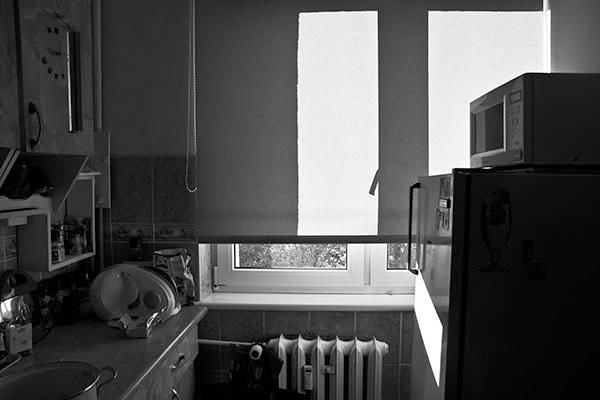 Kuchnia, Kitchen, Bałagan, Mess