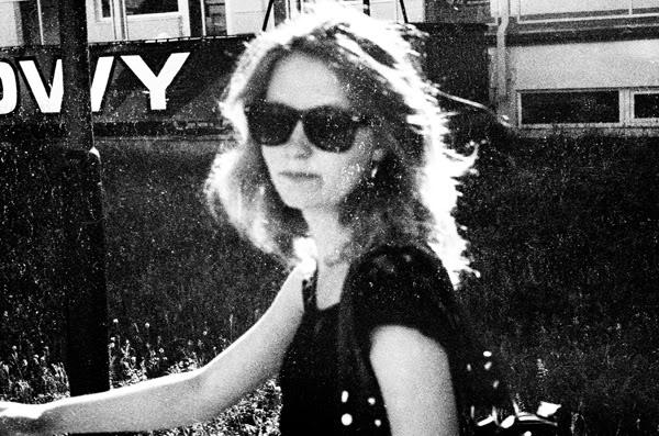 Natalia Bonarska; okulary przeciwsłoneczne; sunglasses