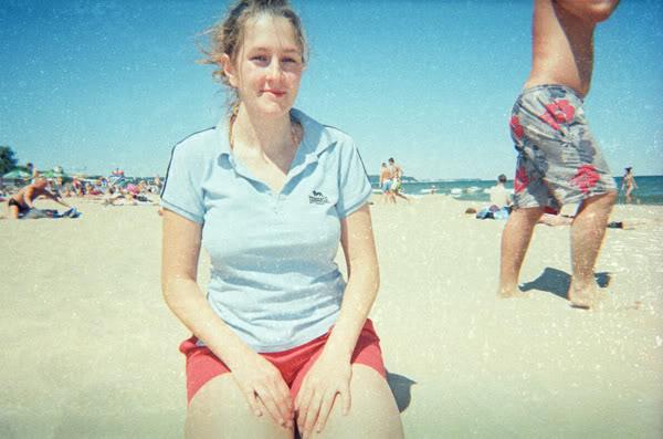Anna Pochmara; Tomasz Sobczyk; Plaża; Beach