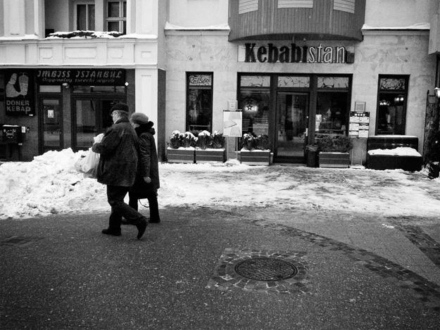 Kebabistan; Sopot; Stan; Przechodnie; Pedasterians; Street; Ulica; Monciak