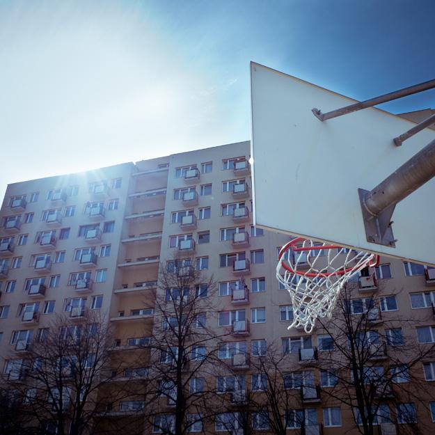 Gdańsk; Żabianka; Koszykówka; basketball