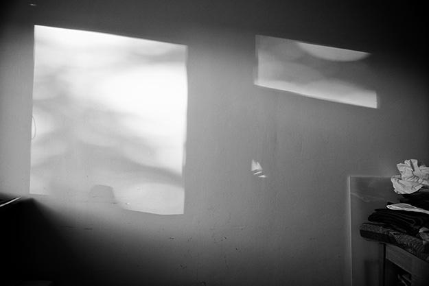 ściana; wall; cienie; shades