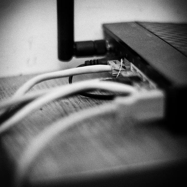kable; cords; internet