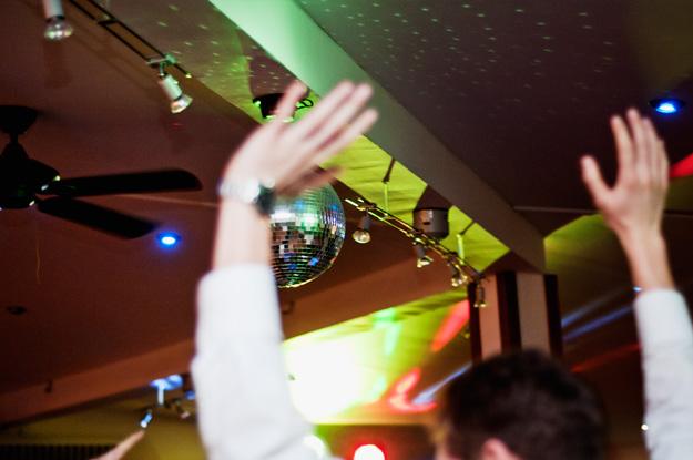 kula dyskotekkowa; disco ball; sufit; ceilling