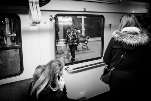 SKM; Szybka kolej miejska; pociąg; train