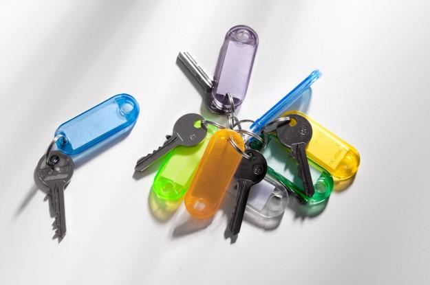 klucze; keys