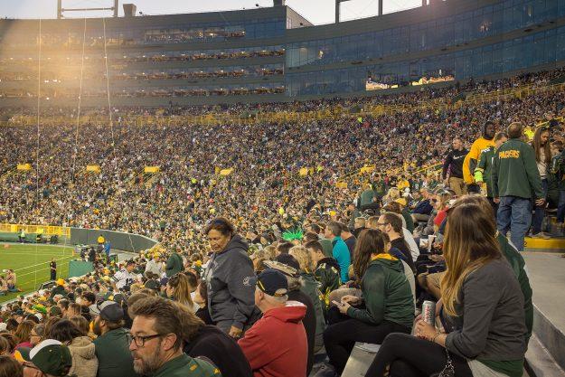 Greenbay; Packers; match