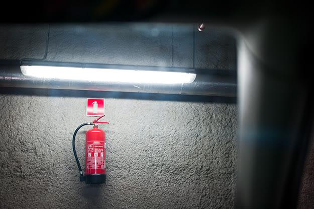 Gaśnica; Extinguisher