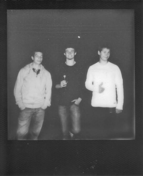 Jacek Bodel; Arkadiusz Raszeja; Tomasz Sobczyk; Polaroid