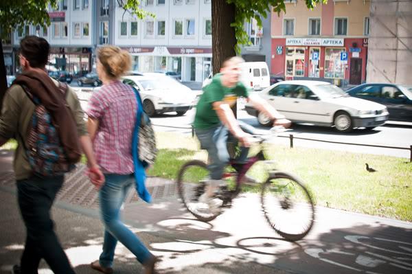 Gdańsk, wrzeszcz, grunwaldzka, ludzie, people