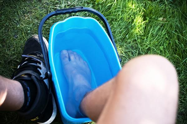 Ja; Me; noga; leg