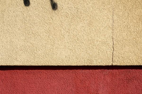 ściana, wall, pęknięcie, crack
