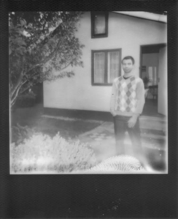 Michał Andrzejewski; Działka; Polaroid