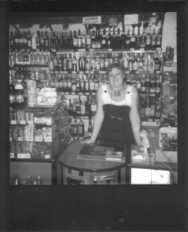 Pani Teresa; Polaroid