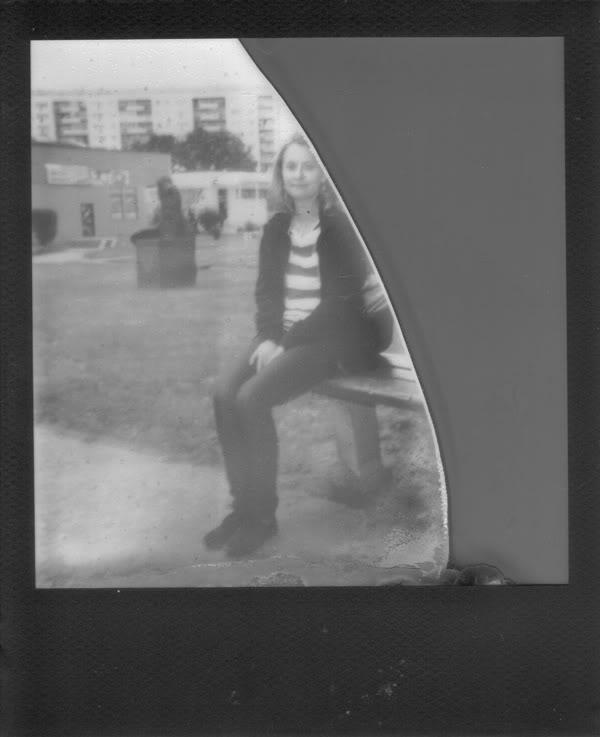 Natalia Bonarska; Polaroid
