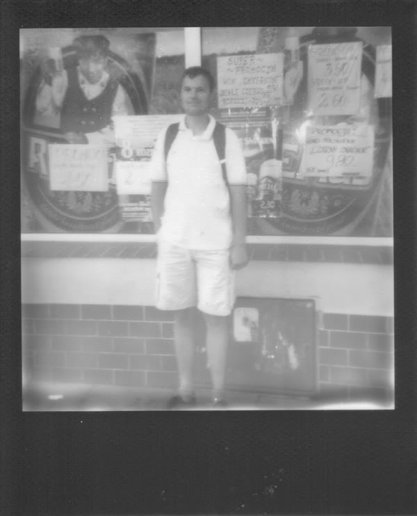Marcin Małek; Monopol; Polaroid