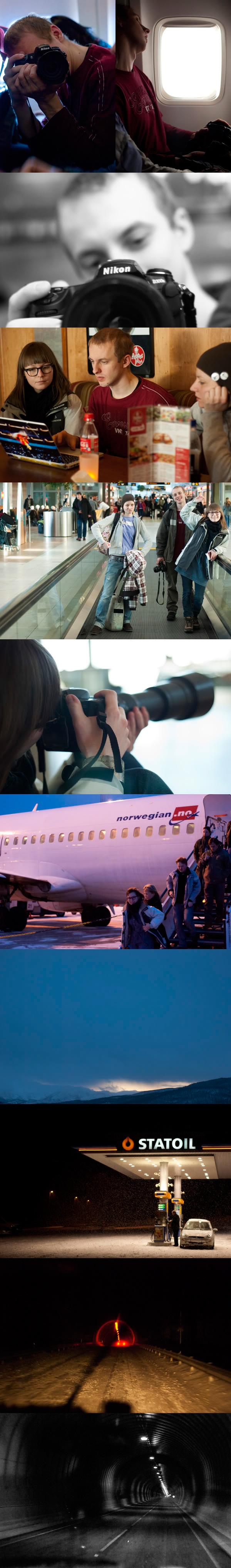 Samolot, airplane, Norwegia, Norway, Szkola, School, Stypendium, Travel, Podroz.