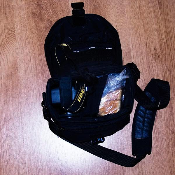 Aparat, Canon, Nikon, Yorba, Bag, Camera, Kanapki, Sandwitches