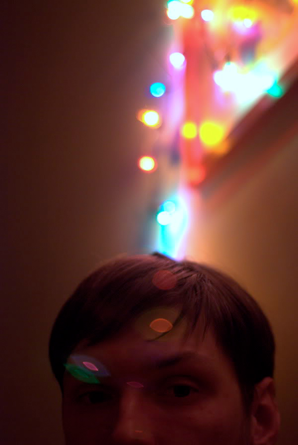 Ja, światła, me, lights