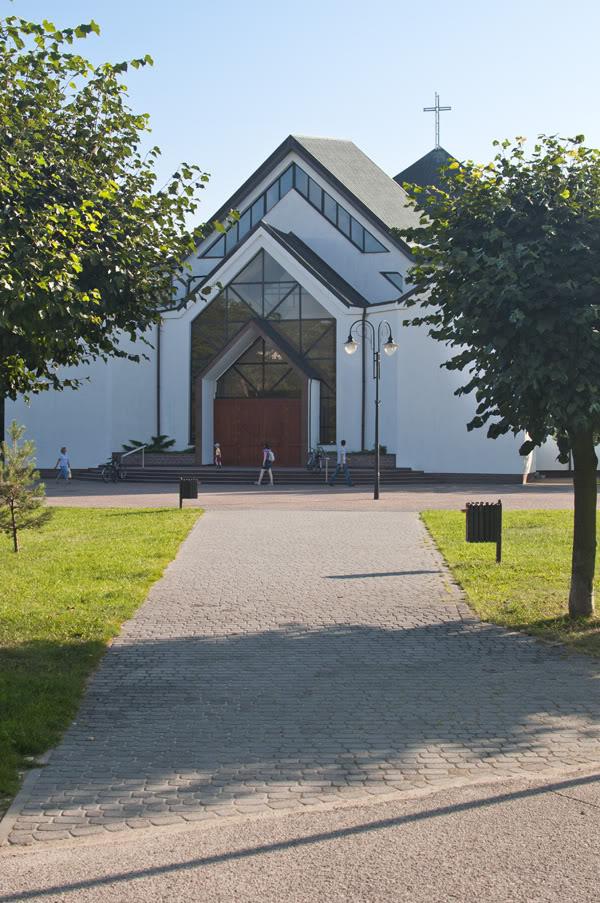 Gdańsk; Żabianka; 2011; Kościół; Church; Najświętszej Marii Panny