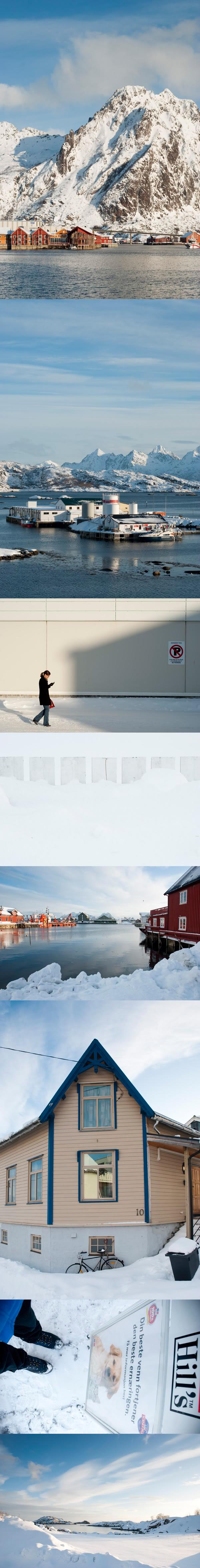Mountains, gory, snow, snieg, Norwegia, Norway
