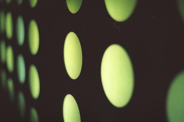 światła; lights; odbicie; reflection