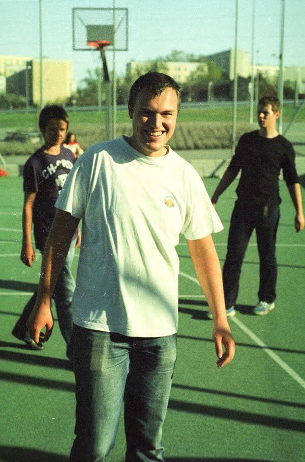 koszykówka; basketball; ergo arena; Marcin Małek; Tomasz Sobczyk; Marcin Małek; Maja Ejsmont