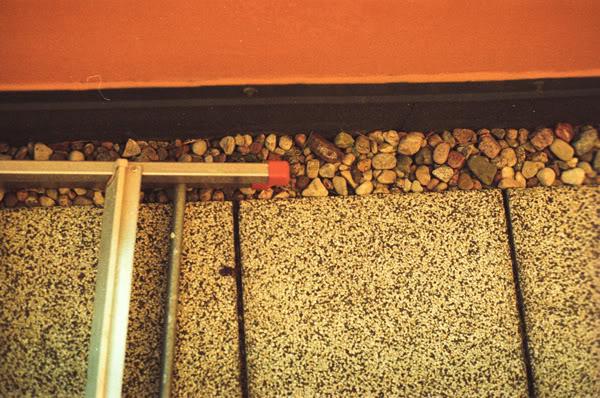 drabina; ladder; kamienie; rocks